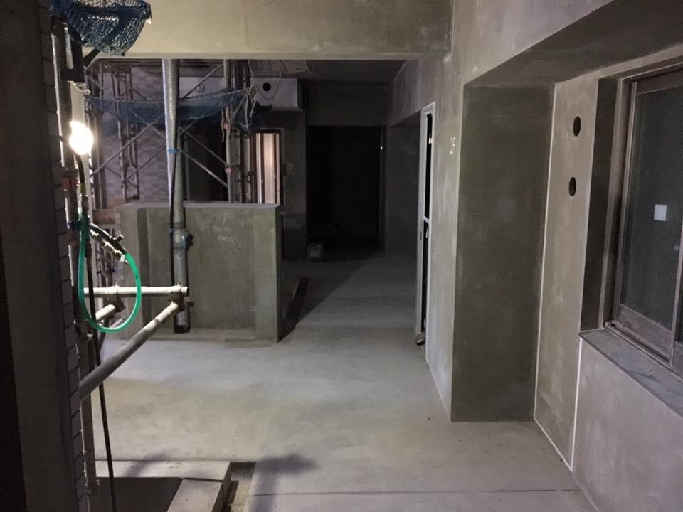 奈良県マンション / 新築工事