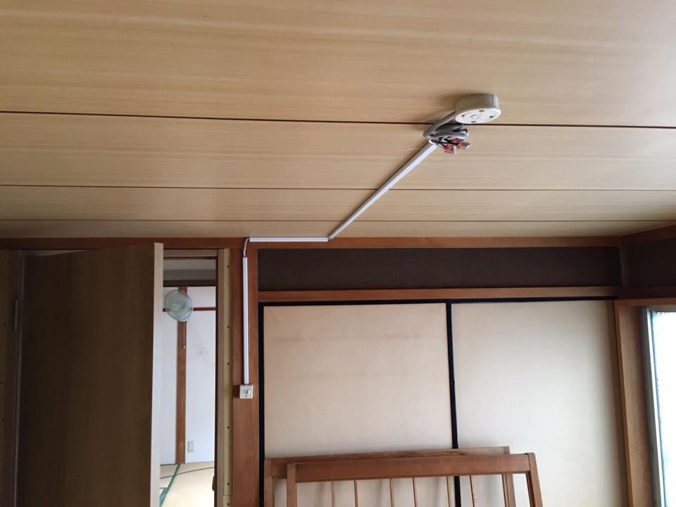 ゲストハウス / 改修工事