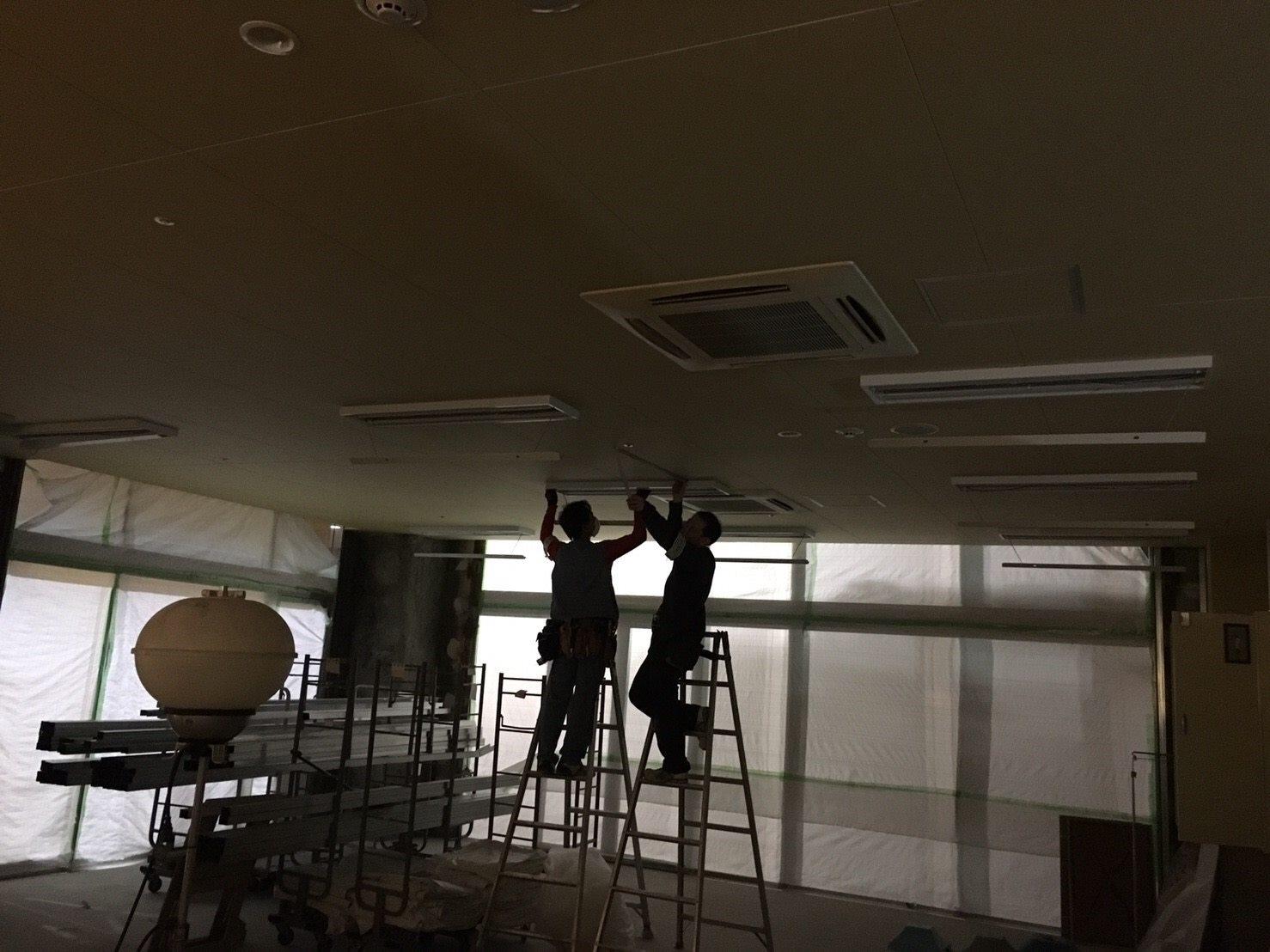 ショッピングモール改修工事ショッピングモール / 改修工事
